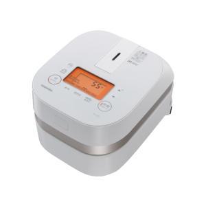 【長期無料保証】【アウトレット】東芝 IH炊飯器 RC-4ZPJ (W) グランホワイト 炊飯容量:2.5合|ksdenki