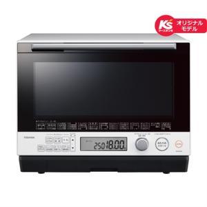 (長期無料保証) 東芝 オーブンレンジ ER-KSD100(W) グランホワイト|ksdenki