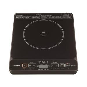 東芝 IH調理器 MR-S20M(K) ブラック ksdenki