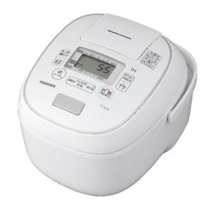 東芝 IH炊飯器 RC-10RM(W) グランホワイト 炊飯容量:5.5合 ksdenki