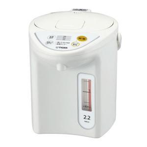 タイガー魔法瓶 マイコン電動ポット PDR-G221 W ホワイト|ksdenki