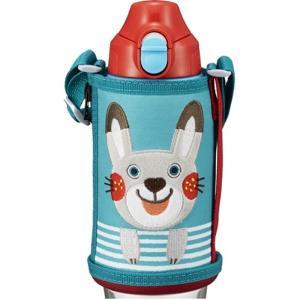 タイガー魔法瓶 2WAYボトル MBR-B06G AR ウサギ|ksdenki