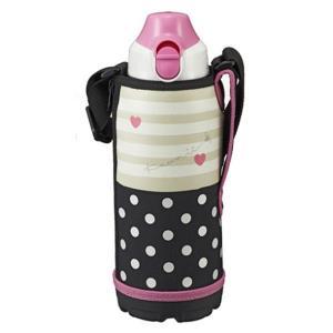 【アウトレット】タイガー魔法瓶 2WAYボトル MBO-F080 P ピンクドット|ksdenki