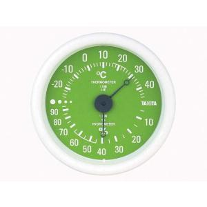 タニタ 温湿度計 TT-515 GR グリーン|ksdenki