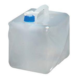 ・容量10L ・折りたためる水タンク