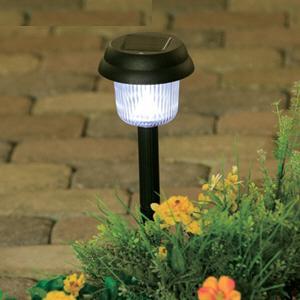 アイリスオーヤマ 照明器具(ソーラーライト) GSL-P1W|ksdenki