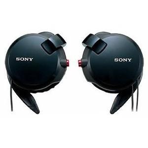 ソニー アウトドア用ヘッドホン MDR-Q68LW B ブラック (アウトレット)|ksdenki
