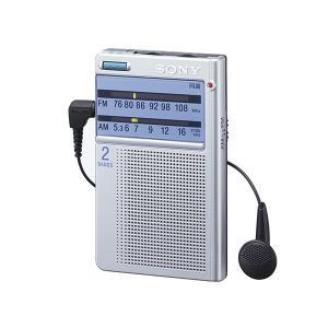 ソニー 通勤ラジオ ICF-T46