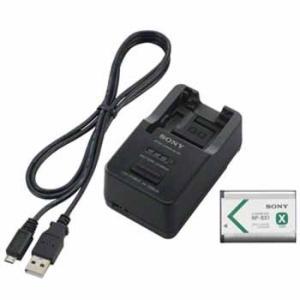 ・バッテリー(NP-BX1)とUSB出力が可能なバッテリーチャージャー(BC-TRX)のお得なキット