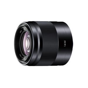 ソニー 交換用レンズ ソニーEマウント SEL50F18 B ブラック|ksdenki