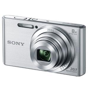 ソニー デジタルカメラ Cyber-shot(サイバーショット) DSC-W830 S シルバー