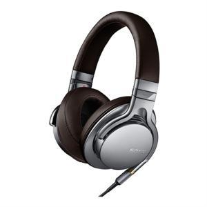 ソニー ステレオヘッドホン MDR-1A SQ シルバー ハイレゾ音源対応