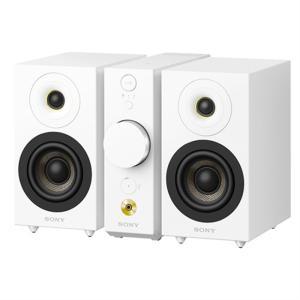(アウトレット) ソニー ワイヤレスポータブルスピーカー CAS-1 W ホワイト|ksdenki