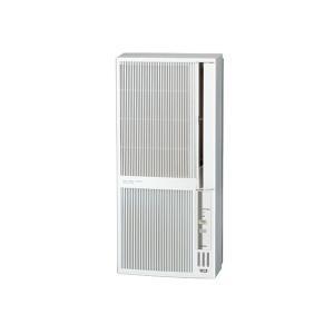 (長期無料保証) コロナ 冷暖房兼用窓用エアコン CWH-A1819(WS) シェルホワイト ksdenki