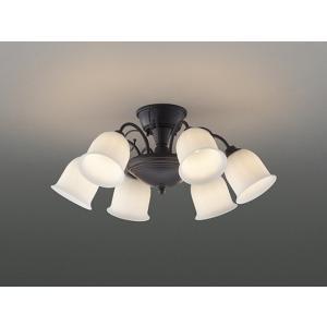 (アウトレット) 小泉照明 照明器具(シャンデリア) BA14710C 主に8畳用|ksdenki