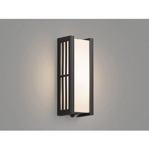 小泉照明 照明器具(玄関灯) BU15733SB|ksdenki
