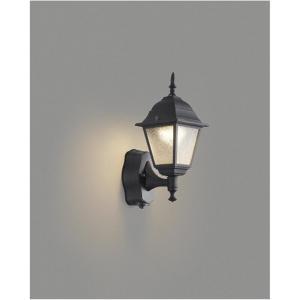 小泉照明 照明器具(玄関灯) BU16701SB 電球色|ksdenki