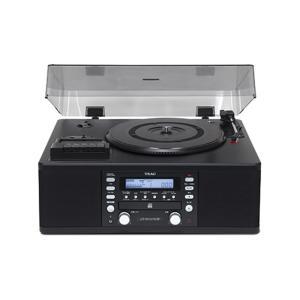 (長期無料保証) ティアック ターンテーブル付CDレコーダー LP-R550USB|ksdenki