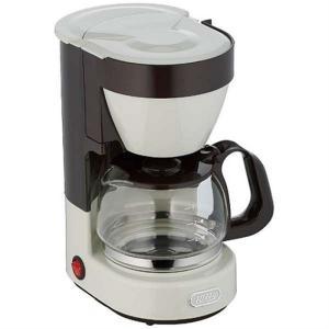 ラドンナ コーヒーメーカー K-CM1(AW) ASH WHITE|ksdenki