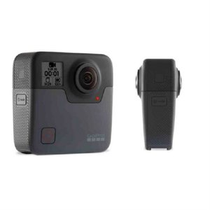 GoPro(ゴープロ) 360度アクションカメラ Fusio...