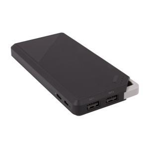 オウルテック Type−Cポート付 モバイルバッテリー OWL-LPB10006-BK ブラック 容量:10,000mAh|ksdenki