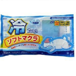 東京企画販売 冷たいソフトマクラ TKFU-002|ksdenki