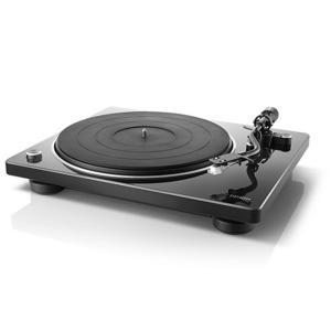 (長期無料保証) デノン レコードプレーヤー DP-400BKEM ブラック|ksdenki