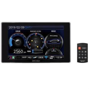 コムテック レーダー探知機 ZERO806V 画面サイズ:4.0v型|ksdenki