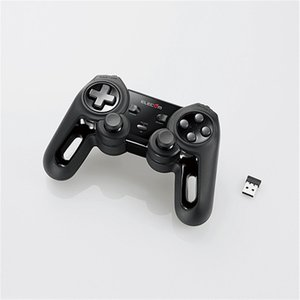 ・超高性能13ボタンワイヤレスゲームパッド JC-U4113Sシリーズ ・XInput/Direct...