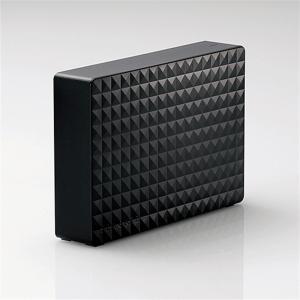 SEAGATE 外付けHDD SGD-NZ040UBK ブラック 容量:4TB