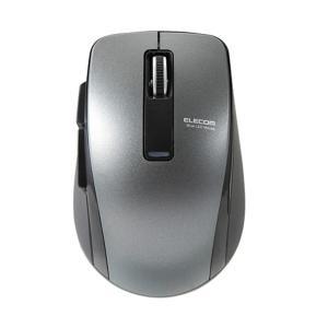 エレコム Bluetoothマウス/5ボタン M-BT20BBBK ブラック