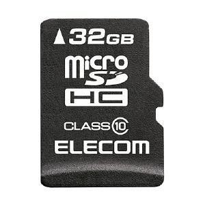 エレコム microSDHCカード(データ復旧サービス1年付) MF-MSD032GC10R 容量:32GB/CLASS10 ksdenki