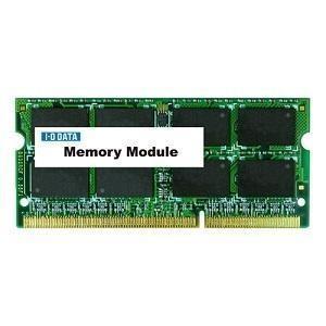 (アウトレット) アイ・オー・データ機器 ノートPC用 DDR3Lメモリー 4GB SDY1600L-H4G ksdenki