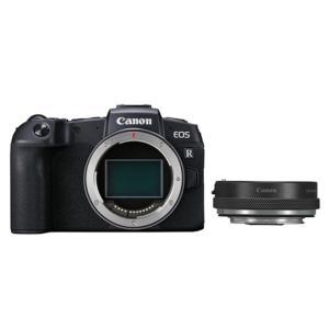 キヤノン 小型一眼カメラ ボディ 4K EOS RP マウントアダプターキット EOSRP-BODY...
