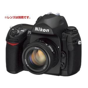 ニコン フィルム一眼レフカメラ F6 ブラック|ksdenki