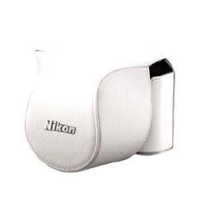 ニコン デジタル一眼カメラ用ケース CB-N1000SB(WH) ホワイト