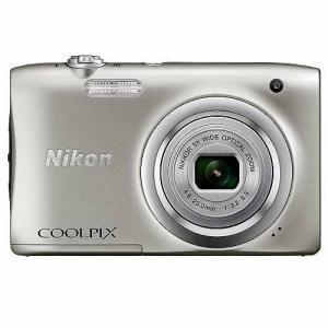 ニコン デジタルカメラ COOLPIX-A100(SL) シルバー|ksdenki