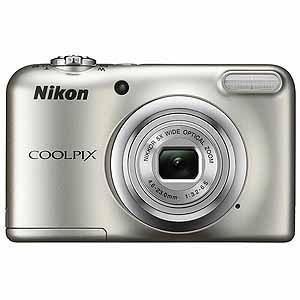 ニコン デジタルカメラ COOLPIX-A10(SL) シル...