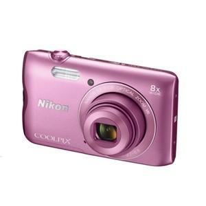 (アウトレット) ニコン デジタルカメラ COOLPIX(クールピクス) COOLPIX-A300(PK) ピンク|ksdenki