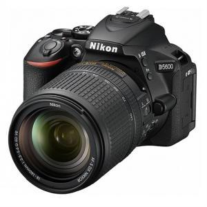 ニコン 一眼レフカメラ 1本レンズキット(高倍率ズーム) D5600LK18-140