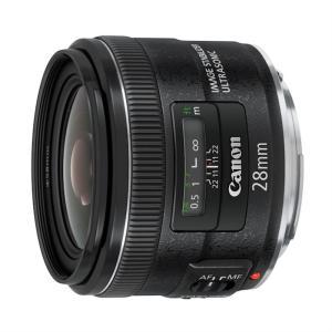 キヤノン 交換用レンズ キヤノンEFマウント EF28mm F2.8 IS USM|ksdenki
