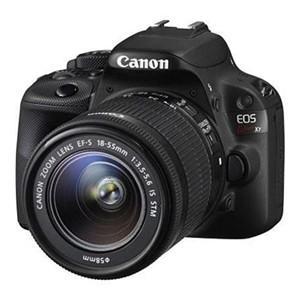 キヤノン 一眼レフカメラ 1本レンズキット(標準ズーム) EOS Kiss X7 KISSX7-1855ISSTMLK