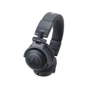 (アウトレット) オーディオテクニカ DJヘッドホン ATH-PRO500MK2 BK ブラック|ksdenki