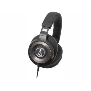 (アウトレット) オーディオテクニカ オーバーヘッド重低音タイプ ATH-WS1100|ksdenki