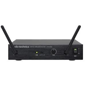 オーディオテクニカ デジタルワイレスレシーバー ATW-R190 ブラック|ksdenki