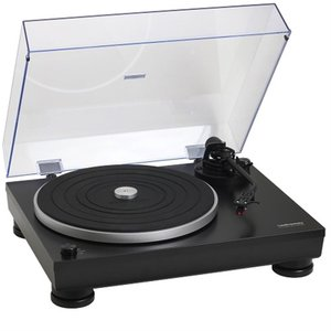 (長期無料保証) オーディオテクニカ ダイレクトドライブターンテーブル AT-LP5 ブラック|ksdenki