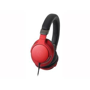 【オススメ商品!】 (アウトレット) オーディオテクニカ ポータブルヘッドホン高音質タイプ ATH-AR5 RD ボルドーレッド|ksdenki