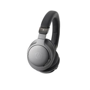 (アウトレット) オーディオテクニカ Bluetoothヘッドホン ATH-AR5BT BK スティールブラック|ksdenki
