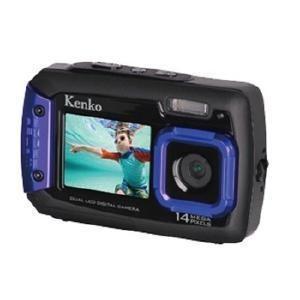 ケンコー 防水デジタルカメラ DSC1480DW|ksdenki