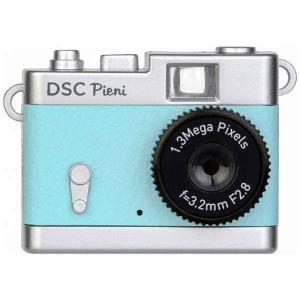 ・超小型(約51×36mm)のトイデジタルカメラ ・ネックストラップが付属 ・マグネットを内蔵
